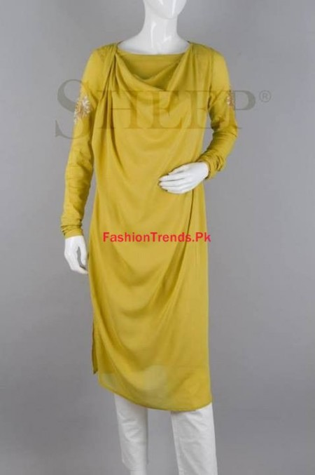 Sheep Casual Dresses 2013 Collection