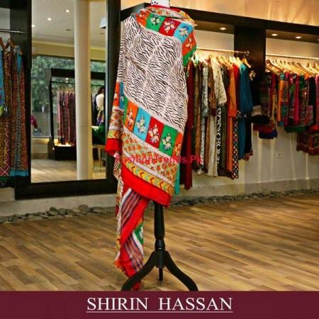 Shirin Hassan Winter Dresses 2013 For Women
