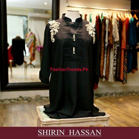 Shirin Hassan Winter Dresses Collection 2013