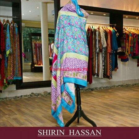 Shirin Hassan Dresses 2013