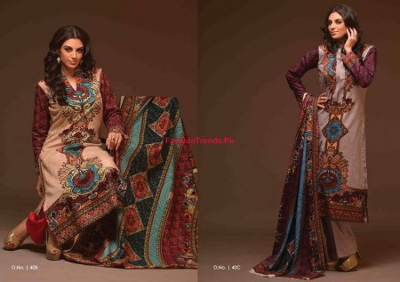 Sitara Textiles Women Khaddar Winter Collection