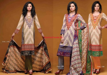 Sitara Textiles Khaddar Collection For Women