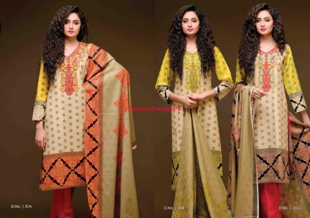 Sitara Textiles Women Khaddar Dresses 2013 for Winter