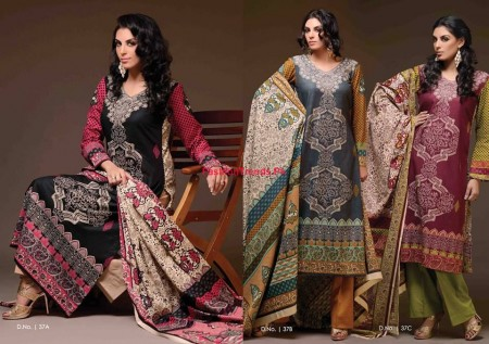 Sitara Textiles Women Khaddar Dresses