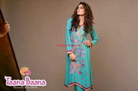 Taana-Baana Winter Dresses Collection For Women