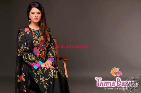 Taana Baana Winter Dresses Collection