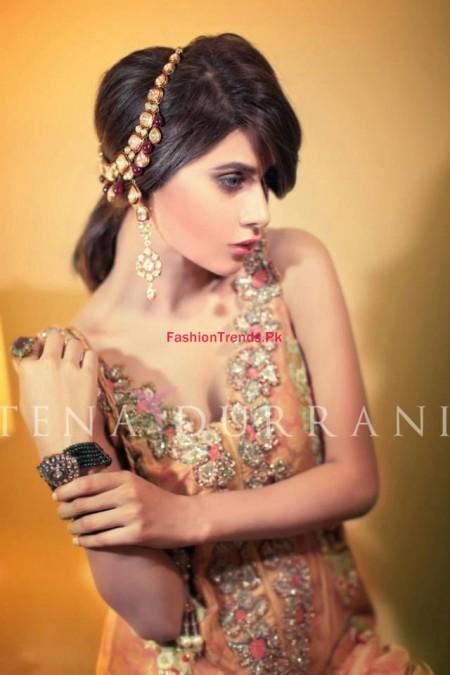 Tena Durrani Winter Dresses Collection 2013 For Women