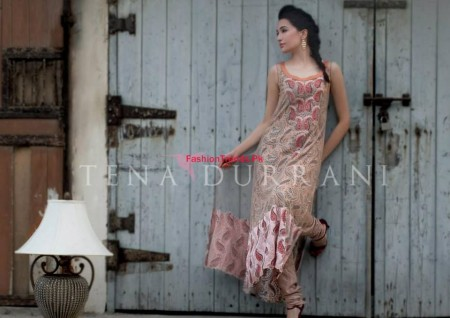 Tena Durrani Winter Collection 2013