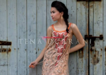 Tena Durrani New Winter Dresses Collection For Women