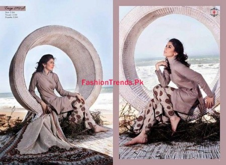 Ittehad Textiles New Khaddar Dresses Collection 2013