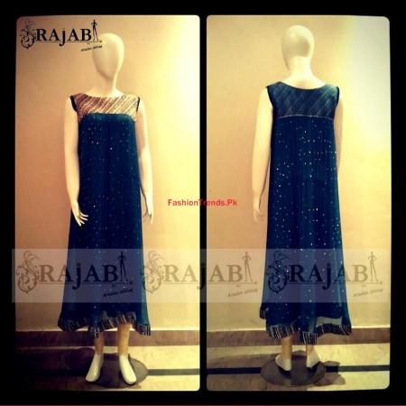 Arsalan Ishtiaq Casual Dresses 2013