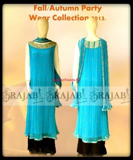 Arsalan Ishtiaq Casual Dresses Collection 2013