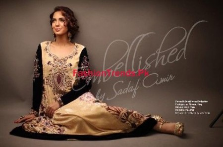 Embellished by Sadaf Amir Women Formal Wear Dresses