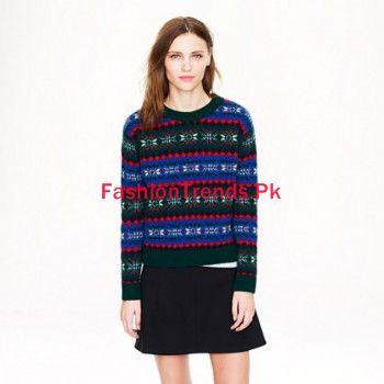 Winter Collection of Sweaters for Women 2013-2014