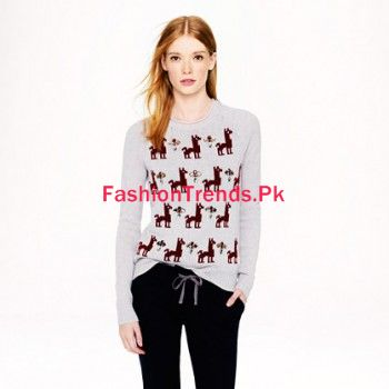 Latest Winter Collection of Sweaters for Women