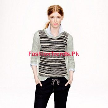 Latest Winter Collection of Sweaters for Women 2013-2014