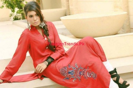 Winter Dresses For Women By Adil Iqbal