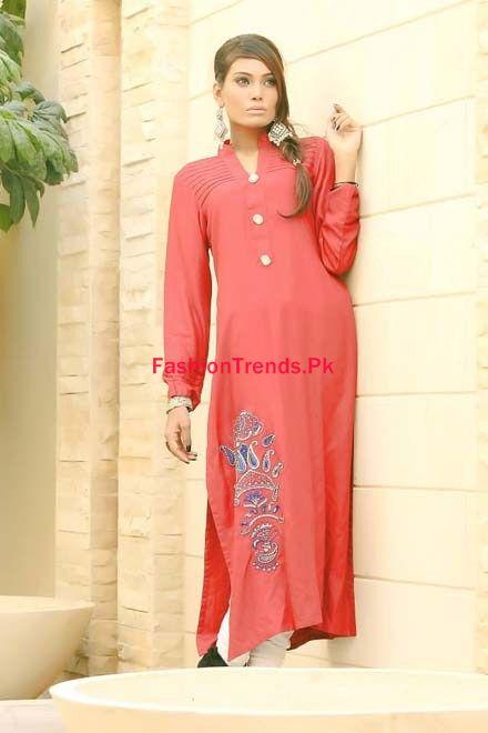 Adil Iqbal Winter Dresses For Women 2013-2014