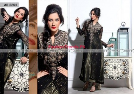 Arfa's Formal Winter Dresses Collection