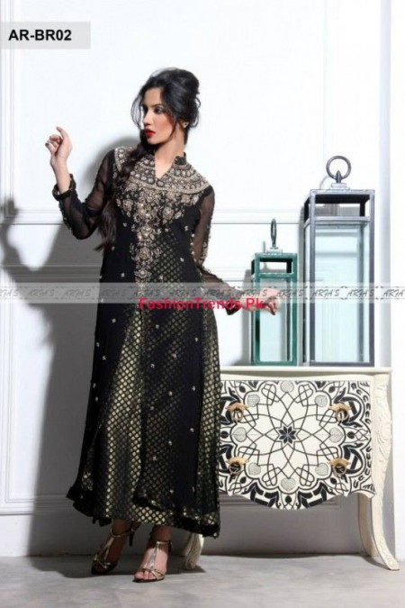 Arfa's Formal Wear Dresses Latest For Winter