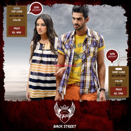 Backstreet Western Winter Dresses Collection