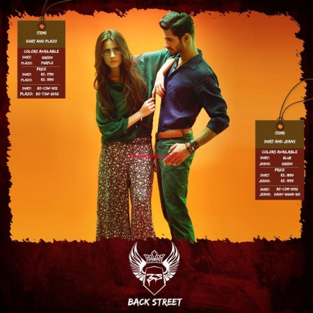 Western Winter Collection For Men and Women By Backstreet