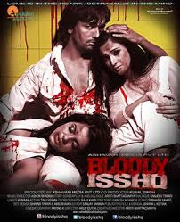 Movie Bloody Isshq 2013 Poster