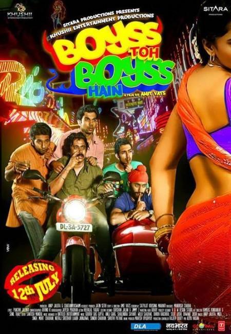 Movie Boyss Toh Boyss Hain 2013 Movie Poster
