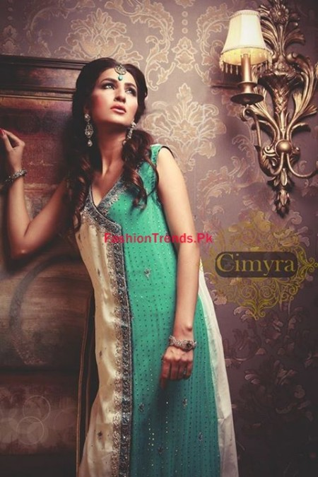 Cimyra Formal Dresses Collection 2013-2014