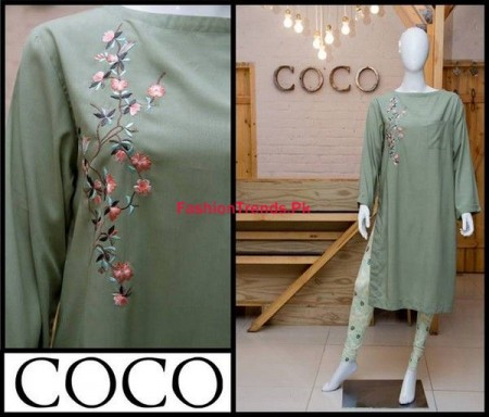Coco by Zara Shahjahan Winter Dresses for Women
