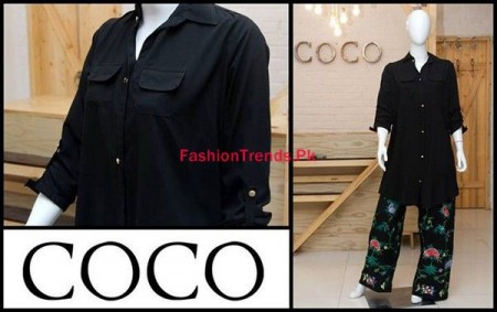 Coco by Zara Shahjahan Winter Dresses 2013-2014