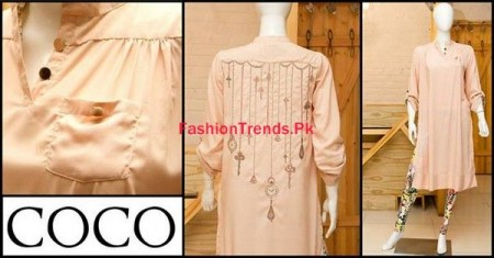 Coco by Zara Shahjahan Winter Dresses Collection For Women