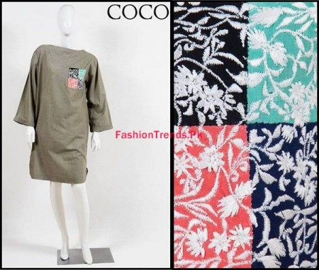 Coco by Zara Shahjahan Winter Dresses