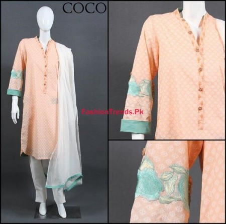 Coco by Zara Shahjahan Women Winter Dresses