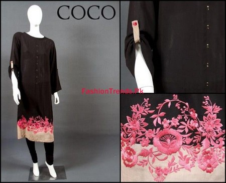Zara Shahjahan By Coco Women Winter Dresses