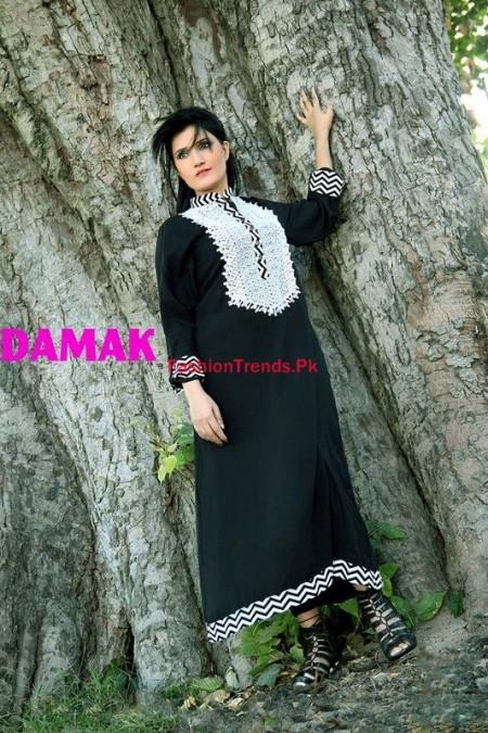Damak Winter Dresses For Women