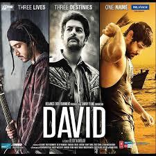 Movie David 2013 Poster
