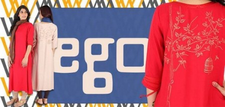Ego Winter Dresses 2013-2014 for Women