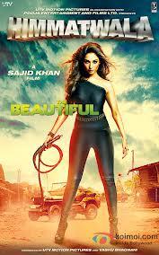 Movie Himmatwala 2013 Poster