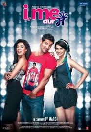 Movie I, Me Aur Main 2013 Poster