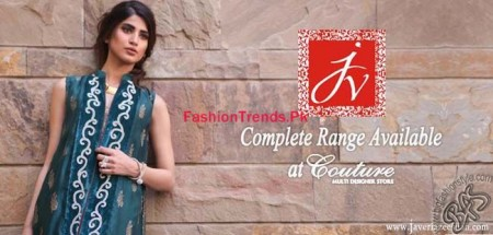 Javeria Zeeshan Winter Dresses Collection For Women