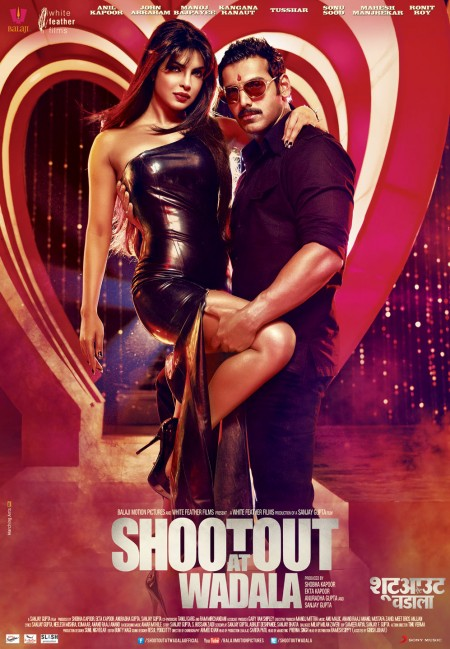 Movie Shootout at Wadala 2013 Poster