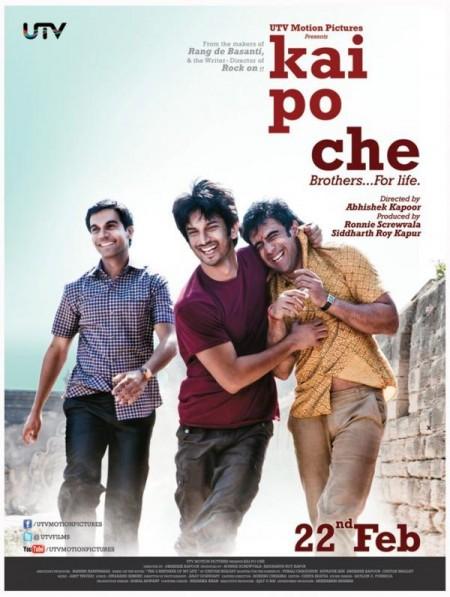 Watch Kai Po Che 2013 Movie Details Online
