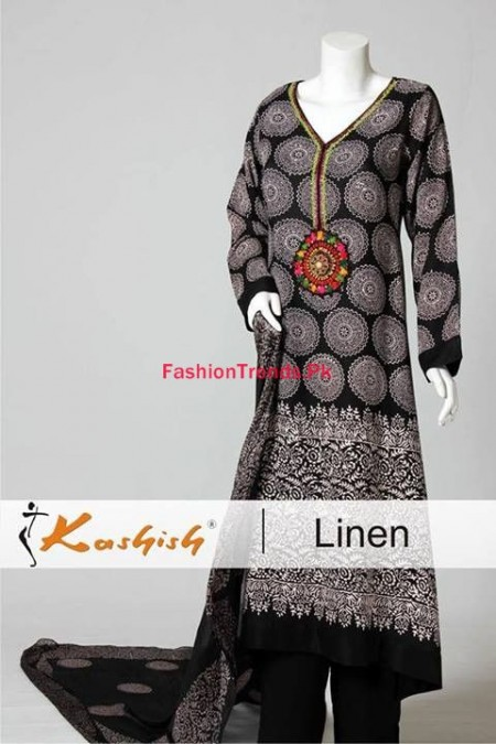 Kashish Winter Dresses Collection