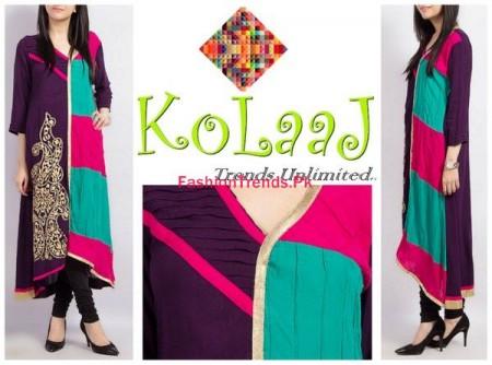 Kolaaj Winter Dresses For Women