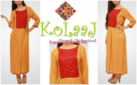 Kolaaj Winter Dresses Collection