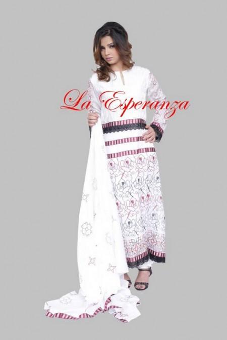 La Esperanza Women Winter Dresses 2013-2014