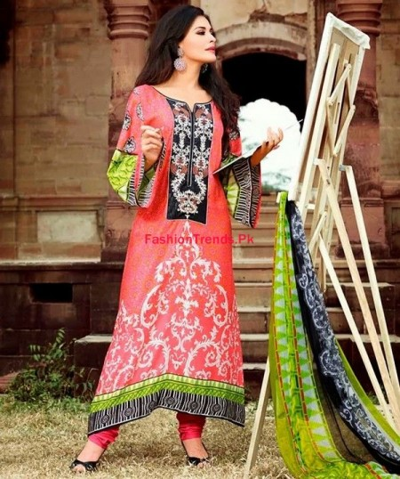 Maria B Indian Party Dresses 2013-2014