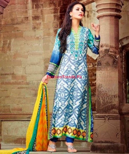 Maria B Indian Dresses Collection For Women 2013-2014