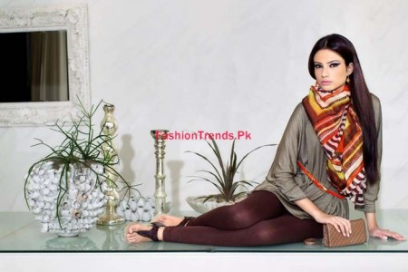 Winter Collection For Men and Women By CrossRoads